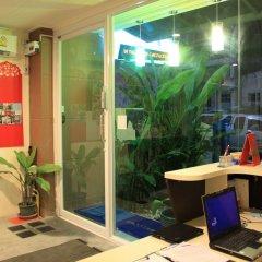 Ananas Phuket Hostel интерьер отеля фото 2