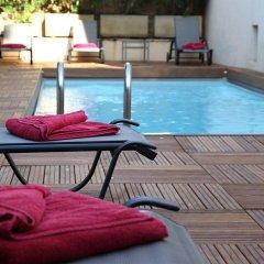 Отель Cannes Gallia Франция, Канны - отзывы, цены и фото номеров - забронировать отель Cannes Gallia онлайн бассейн