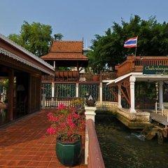 Отель Chakrabongse Villas Бангкок фото 16