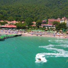 Отель Carelta Beach Resort & Spa пляж