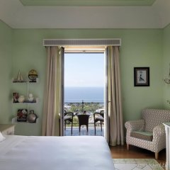 Отель Capri Tiberio Palace Капри комната для гостей фото 2