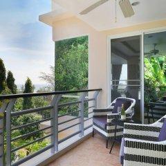Отель Karon View Royal Lotus балкон