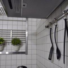 Отель Panda Apartments Grzybowska-Centrum Польша, Варшава - отзывы, цены и фото номеров - забронировать отель Panda Apartments Grzybowska-Centrum онлайн ванная