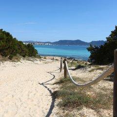 Отель Iberostar Cala Millor пляж