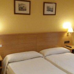 Отель Pensión La Concha Сан-Себастьян комната для гостей фото 3