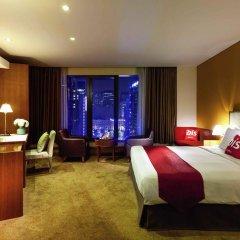 Отель Ibis Styles Ambassador Seoul Myeongdong Сеул комната для гостей фото 3
