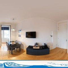 Отель Porto Romântico Studio - Santo Ildefonso Португалия, Порту - отзывы, цены и фото номеров - забронировать отель Porto Romântico Studio - Santo Ildefonso онлайн комната для гостей фото 4