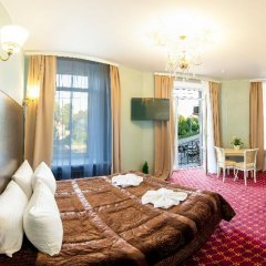 Boutique Hotel Grand Na Bolshom Санкт-Петербург комната для гостей фото 2