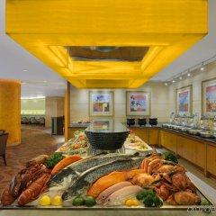 Radisson Blu Hotel Shanghai New World питание