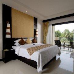 Отель Horizon Karon Beach Resort And Spa 4* Стандартный номер фото 3