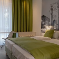 Отель Super 8 Munich City North Мюнхен комната для гостей фото 4
