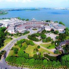 Отель Tongli Lakeview Hotel Китай, Сучжоу - отзывы, цены и фото номеров - забронировать отель Tongli Lakeview Hotel онлайн пляж фото 2