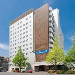 Pearl Hotel Ryogoku парковка
