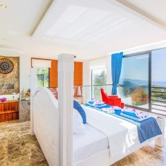 Villa Tena Турция, Калкан - отзывы, цены и фото номеров - забронировать отель Villa Tena онлайн комната для гостей фото 2