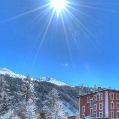 Отель arthausHOTEL Швейцария, Давос - отзывы, цены и фото номеров - забронировать отель arthausHOTEL онлайн спортивное сооружение