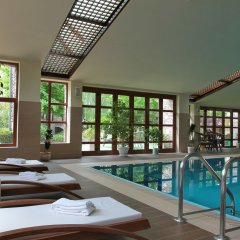 Отель Glazne Hotel Болгария, Банско - отзывы, цены и фото номеров - забронировать отель Glazne Hotel онлайн бассейн фото 2