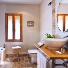 Отель Casa Rural Miel y Romero ванная