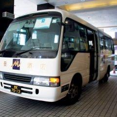 Metropark Hotel Macau городской автобус