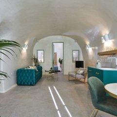 Отель Gitsa Cliff Luxury Villa Греция, Остров Санторини - отзывы, цены и фото номеров - забронировать отель Gitsa Cliff Luxury Villa онлайн комната для гостей фото 3