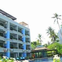 Отель Aonang Silver Orchid Resort парковка
