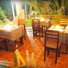 Отель La Saman Villa питание
