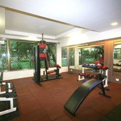 Отель Sandalwood Hotel & Retreat Индия, Гоа - отзывы, цены и фото номеров - забронировать отель Sandalwood Hotel & Retreat онлайн фитнесс-зал