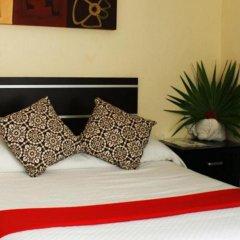Отель Maya Turquesa Мексика, Плая-дель-Кармен - отзывы, цены и фото номеров - забронировать отель Maya Turquesa онлайн комната для гостей фото 3