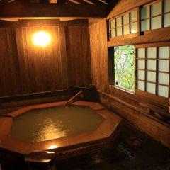 Отель Ryokan Wakaba Япония, Минамиогуни - отзывы, цены и фото номеров - забронировать отель Ryokan Wakaba онлайн сауна