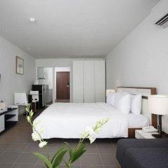 Отель X2 Vibe Phuket Patong 4* Стандартный номер разные типы кроватей фото 4