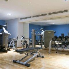 Отель Comfort Xpress Youngstorget Осло фитнесс-зал