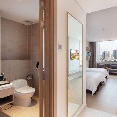 D'Qua Hotel ванная фото 2