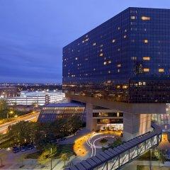 Отель Hyatt Regency Columbus США, Колумбус - отзывы, цены и фото номеров - забронировать отель Hyatt Regency Columbus онлайн балкон