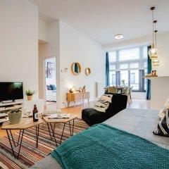 Апартаменты Sweet Inn Apartments - Livourne II Брюссель комната для гостей фото 3