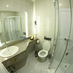 Отель Голден Пэлэс Резорт енд Спа Цахкадзор ванная