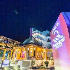 Отель Phuvaree Resort Пхукет развлечения