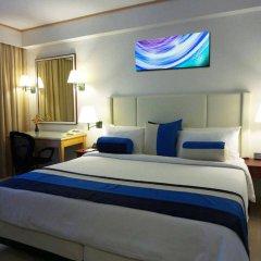 Отель Four Wings Бангкок комната для гостей фото 3
