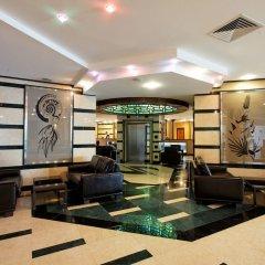 Отель Emerald Beach Resort & SPA Болгария, Равда - отзывы, цены и фото номеров - забронировать отель Emerald Beach Resort & SPA онлайн интерьер отеля фото 3