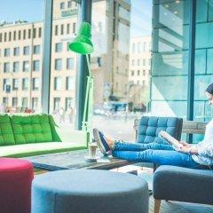 Отель Holiday Inn Helsinki City Centre Финляндия, Хельсинки - 12 отзывов об отеле, цены и фото номеров - забронировать отель Holiday Inn Helsinki City Centre онлайн интерьер отеля фото 3