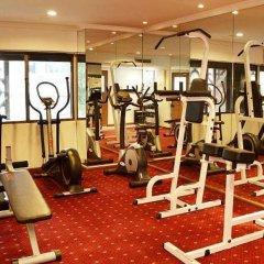 Hotel Grand Pacific фитнесс-зал фото 3
