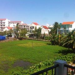 Отель Hoi An Green View Homestay Хойан балкон
