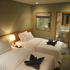 Отель Siamese Studio Таиланд, Бангкок - отзывы, цены и фото номеров - забронировать отель Siamese Studio онлайн комната для гостей фото 2