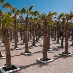 Отель Blue Sea Costa Bastián фитнесс-зал