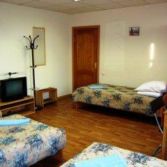 Гостиница Красный Коврик на Рузовской комната для гостей фото 5