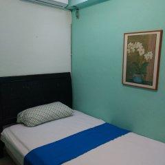 Отель Hostal Chobyhouse - Hostel Мексика, Канкун - отзывы, цены и фото номеров - забронировать отель Hostal Chobyhouse - Hostel онлайн комната для гостей фото 4