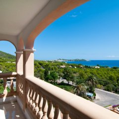 Hotel Na Taconera балкон