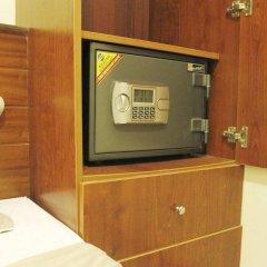Ngoc Minh Hotel сейф в номере