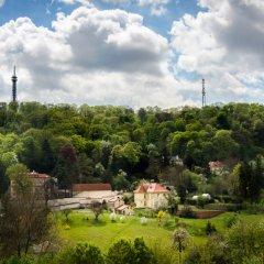Отель U Krale Karla Чехия, Прага - 4 отзыва об отеле, цены и фото номеров - забронировать отель U Krale Karla онлайн балкон