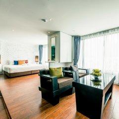 Raha Grand Hotel 3* Стандартный номер