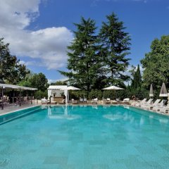 Отель Villa Cora бассейн фото 2