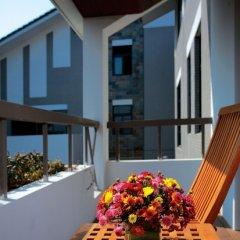 Отель Landison Longjing Resort балкон